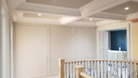 Crown Moulding and Wainscoting Installation
