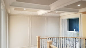 Crown Moulding | Carpentry and Woodworking Services in Mississauga on