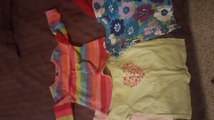 Baby Girl Clothes 0- 2 years