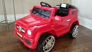 Ride-On G-wagon, 12Volt, Remote Control Trucks/ Cars/ RC