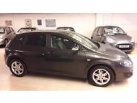 Seat Leon 1.6TDI CR ( 105ps ) 2010MY Ecomotive SE ) £0 Road Tax
