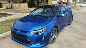 2014 Scion tC Coupe, Manual Transmision, Leather seats