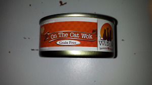 Can cat food for sale!!!