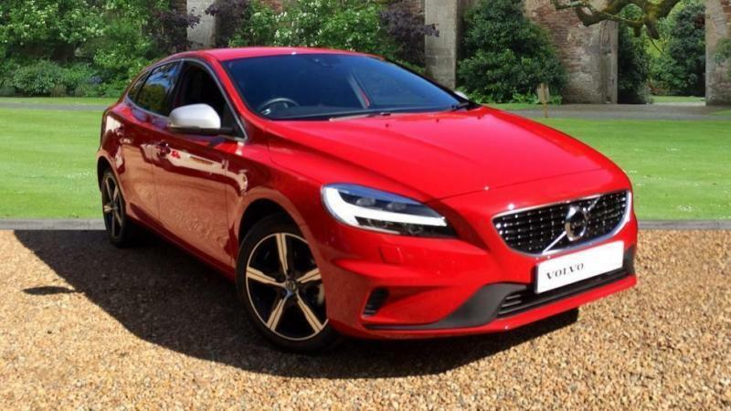 2016 Volvo V40 D2 R-Design Nav Plus Winter Pa Manual Diesel Hatchback