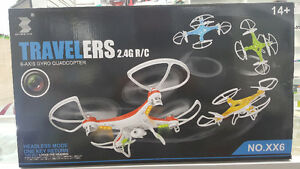 drone 6 AXIS GYRO QUADCOPTER DRONE BRAND NEW IN BOX