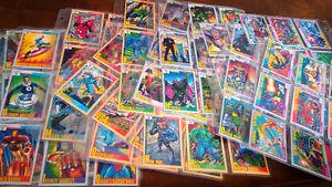 160 Marvel 1991 Cards Impel
