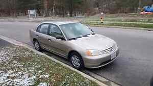 2001 Honda Civic Kitchener / Waterloo Kitchener Area image 1