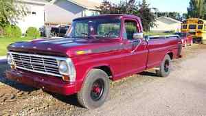 REDUCED 1969 Ford Ranger