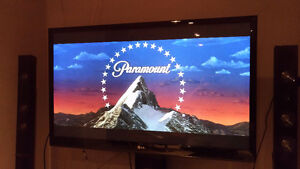 """50"""" LG Plasma TV. Incredible picture. In Perfect Condition"""