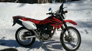 Excellent Condition Honda CRF 230L
