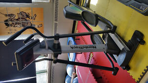 Elliptical,Treadmill and Weight Station