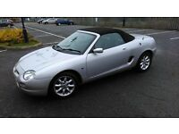 MG MGF Full service history low mileage excellent condition