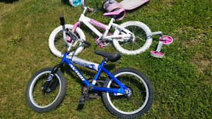 Bikes!! Boys and Girls Bicycles