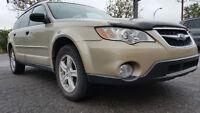 2008 Subaru Outback Familiale 2.5 L Gold