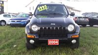 JEEP LIBERTY Limited 4x4 SUV *** SORRY SOLD ***