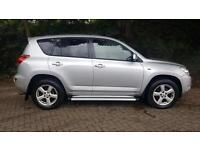 07 07 TOYOTA RAV4 2.0 XT-R 4WD 1 PREV OWNER FSH CHEAPEST IN THE COUNTRY @ £2795