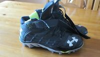 souliers de football Under Armor