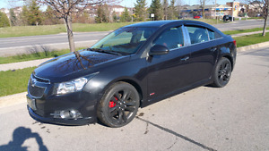 2011 Chevy Cruze LTZ RS (SOLD)