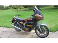 Suzuki GS1000G - 1980 model - low mileage