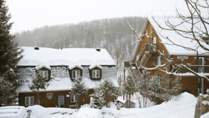 Mont tremblant Timeshare for rent Feb 8-Feb 15