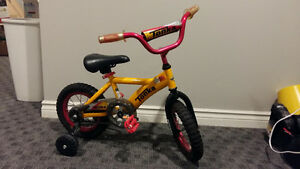 "Dynacraft 12"" Boys' Tonka Bike"