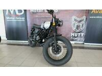 2021 MUTT RS RS-13-250, 250cc, ***NEW*** ** Click & Collect ** Classic Petrol Ma
