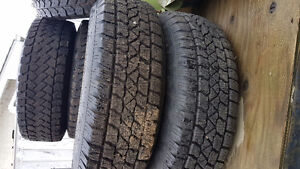 Winter tires ford and chev Moose Jaw Regina Area image 1