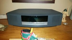 BOSE WAVE III with CD player plus upgraded remote