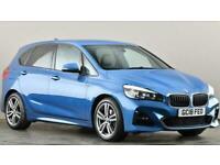 2018 BMW 2 Series 220d xDrive M Sport 5dr Step Auto Hatchback diesel Automatic