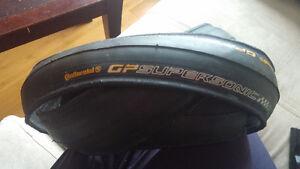 Pneu Continental gp supersonic tire 23x700