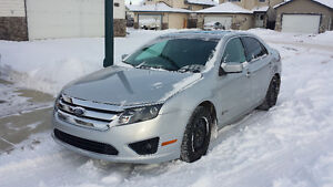 REDUCED 2010 Ford Fusion Hybrid Sedan