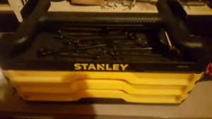 Stanley Socket and Wrench set