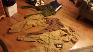 Mens pants skinny style 6 pairs for $10