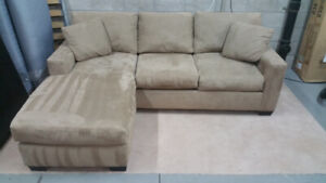 Max Home Sofa with Reversible Lounge