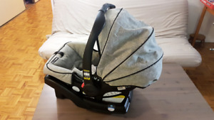 Brand New Unused: Graco Snugride 35 Click Connect Car Seat