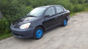2004 Toyota Echo, Automatic, New 2 year inspection soon!!