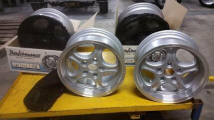 Ford Falcon AU II 15 X 7 NEW ALLOYS suit TOYOTA BMW NISSAN Lonsdale Morphett Vale Area Preview