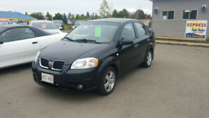 2008 Pontiac Wave auto fully loaded looks and runs very well