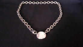 925 silver necklace jewellery