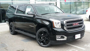 "2016 GMC Yukon XL SLT - Leather,Sunroof, 22"" Wheels, Brand New!"