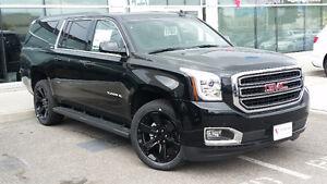 "2016 GMC Yukon XL SLT - Leather,Sunroof, 22"" Wheels, Brand New!"