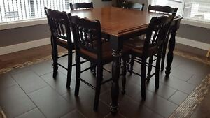 Pub Height Kitchen Table