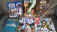 Star Wars books(7) Saint John New Brunswick Preview