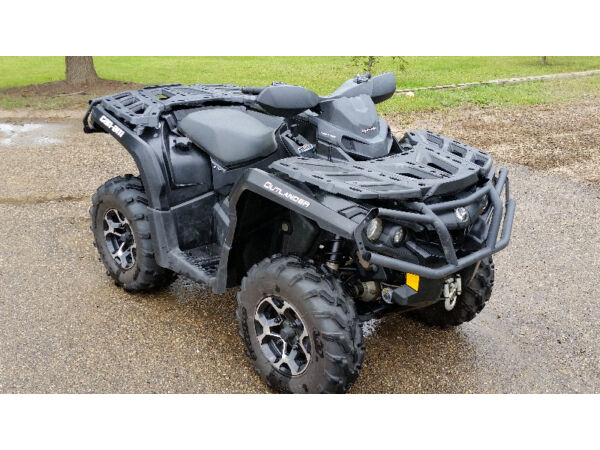 Used 2012 Can-Am Outlander 800XT