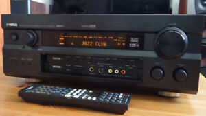 Yamaha RX-V1300 Receiver - PHONO Input !!! Low Impedance Drive!!