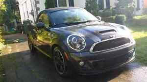 Mini Cooper Roadster s Convertible BMW Excess Wear & Tear