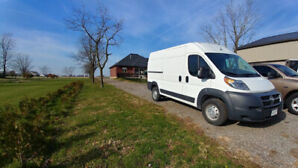 2017 Ram Promaster for Sale