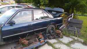 1990 cressida part out or buy the car