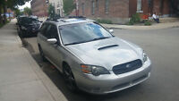 2005 TURBO SUBARU LEGACY WAGON