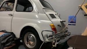 Fiat 500 original tres propre